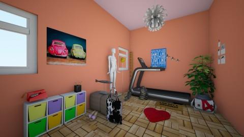 sport - Retro - by larifari0801