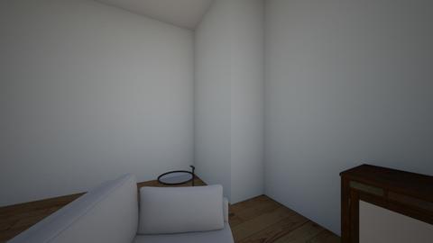 Sara Living - Modern - Living room  - by barryallencohen