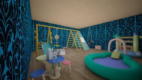 reeda room - Classic - Kids room  - by Farrah Kazme