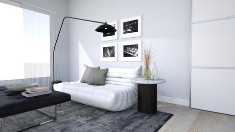 living modernn - Bedroom  - by gabriellemae19