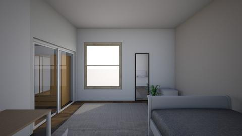 My room - Bedroom  - by bncvlpn