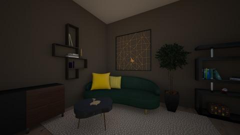 Suli - Living room  - by kocsisandrea