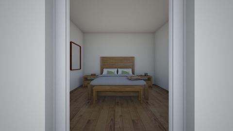 bedroom - by annabellefallstrom1