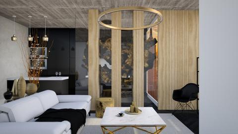 Urban Livingroom - by gtenenbaum1