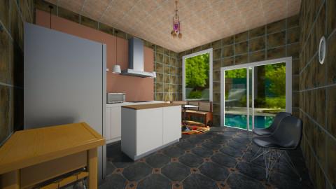 Kitchen - Glamour - Kitchen  - by loreta94