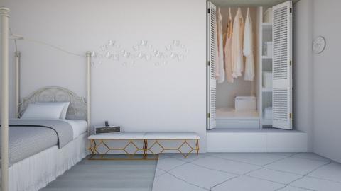 fancy - Bedroom  - by MillieBB_fan