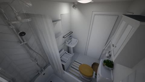 Clifford bathroom 2021 - Bathroom  - by Laurensarreaswebb