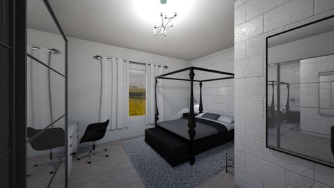 MyBedroom - Modern - Bedroom - by estefani_hellen