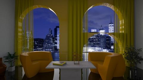 New York room - by ilcsi1860
