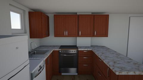 kuhinja 91 - Kitchen  - by ddaca