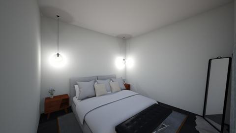 bedroom - Minimal - Bedroom - by s _ i _ j