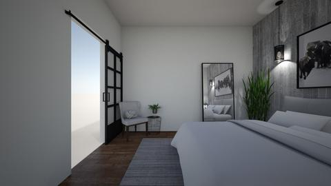 EITAN 1 - Modern - Bedroom  - by litalstayler