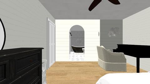 Bohemian room  - Rustic - Bedroom  - by ellareilly