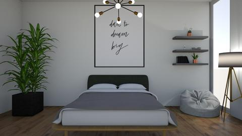 Guest Bedroom 2 - Bedroom  - by LilLil
