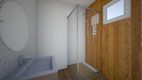 bathroom symphony - Bathroom  - by IvetaV