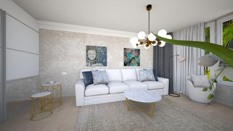 fip - Living room  - by ValeriaZZZ