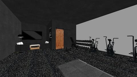Rav's Gym - by rogue_6822a876b0f4f58d37754988e9c86