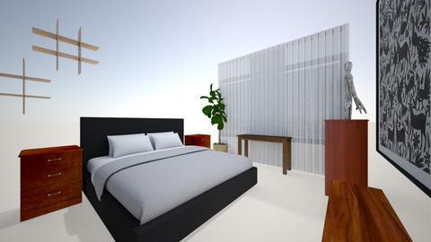 Bedroom 1 - Bedroom  - by Catherine Saint