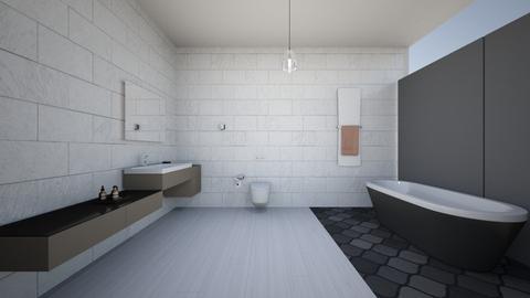 cah santos - Bathroom  - by carolyne_moreirah