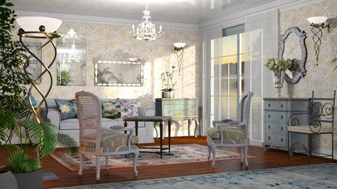 DR 57 Livingroom - Classic - Bedroom  - by Dragana Randjelovic