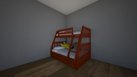 FirstLast_Bedroom  - by Taylee Carlson