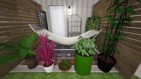 Patio - Garden  - by BeckAsHeck