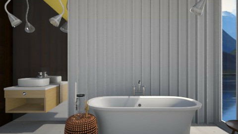YC Bath - Minimal - Bathroom - by 3rdfloor