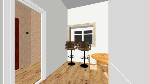 viki - Glamour - Kitchen  - by Milena ART