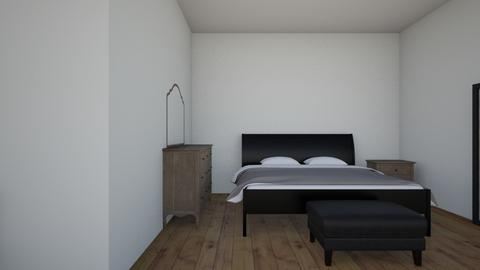 Reeses Hotel Room - by alexisbelchetz