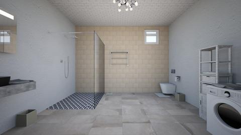 My little bathroom  - Bathroom  - by elifff3232