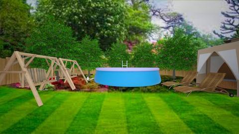 jardin - Garden - by Isa  cuartos