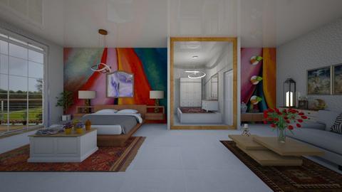 bedroom - by faar70