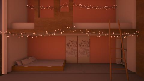 S I M P L E Kids room - Kids room  - by Aristar_bucks