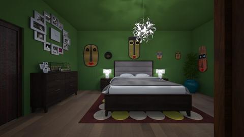 Tivcsi - Modern - Bedroom  - by Ritus13