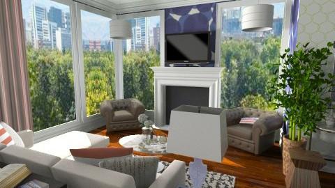 Denver Living Room - Living room  - by skiiergirl315