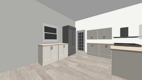 Dream Kitchen - Kitchen  - by kateschmiesing