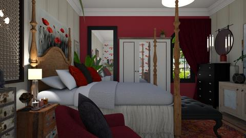 poppies will make m sleep - by deemuri_co
