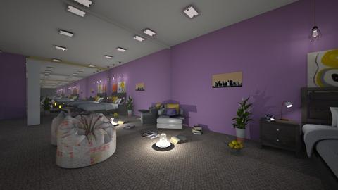Interior design final 2 - by s h e m y c h e r r y c o l a