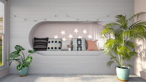Book Nook - Modern - Bedroom  - by evabarrett
