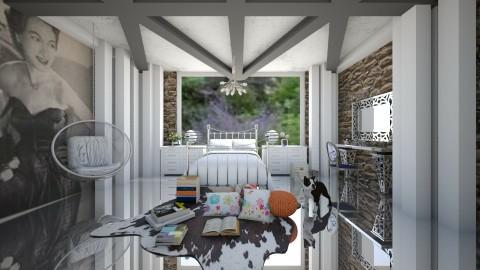 design - Bathroom - by nouran1234