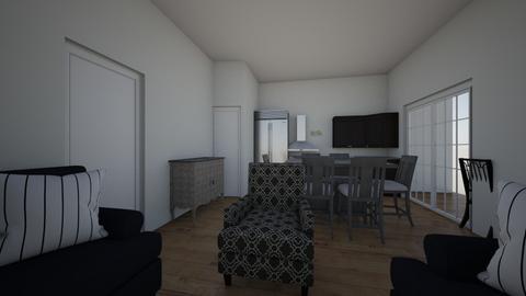 Casa segunda planta - Modern - Living room  - by ela_garvel