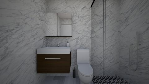 Vlad 2 bathroom2 - Bathroom  - by mina_o