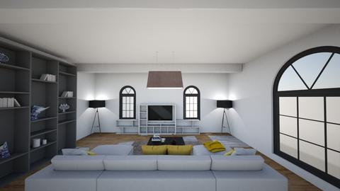 living room 2 - Modern - by tcrao123