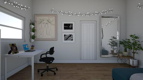 Agnes Room - Bedroom - by eternalglimpse