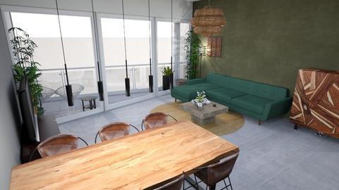 Tolhuiskade living 2 cam2 - Living room  - by Patrickvh3