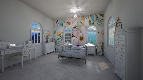 Princess Bedroom  - Bedroom - by bryangra000