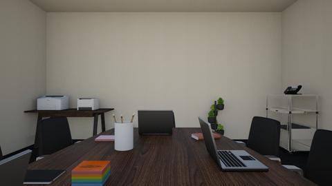0000 - Classic - Office  - by roaa_roaa