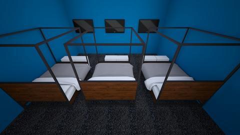 Jason Bedroom - Bedroom  - by nysky1