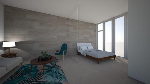 Hotel Ibiza - Bedroom - by katiebw