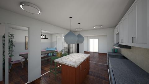 Kitchen V2 - Kitchen  - by melissamior